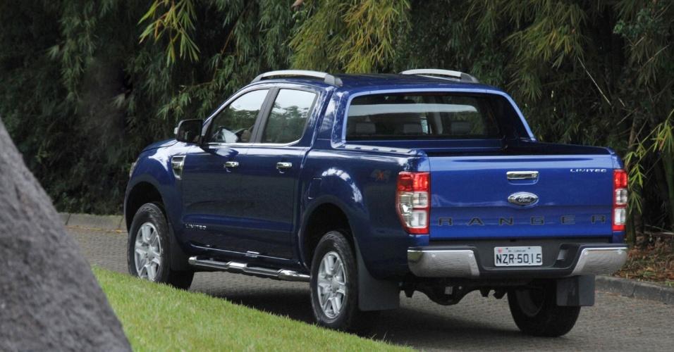 Os preços da nova Ranger para o Brasil vão de R$ 61.900 a R$ 130.900