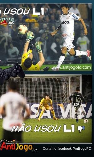 Corneta FC: Romarinho x Diego Souza
