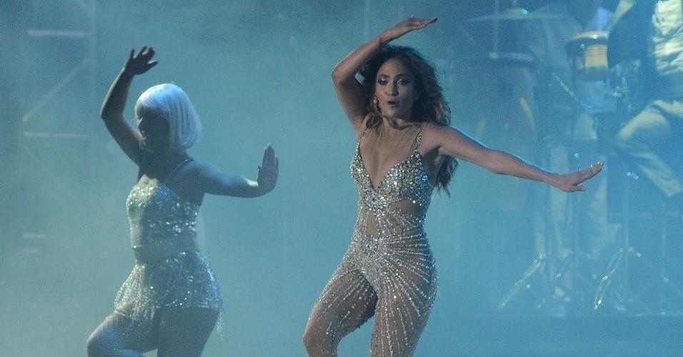 Jennifer Lopez se apresenta em Fortaleza no Arte Music Festival na noite de sábado. O festival também contou com show da cantora Ivete Sangalo (30/6/2012)