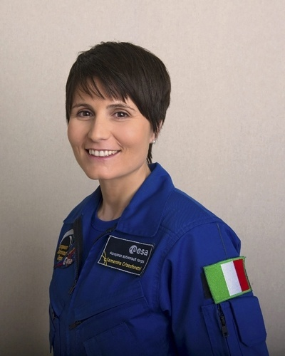 3.jul.2012- A astronauta italiana Samantha Cristoforetti partir&#225; para a Esta&#231;&#227;o Espacial Internacional em novembro de 2014 a bordo da nave russa Soyuz. A miss&#227;o ter&#225; dura&#231;&#227;o de 6 a 7 meses 