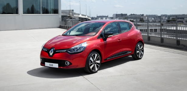 Novo design da Renault fez o Clio ficar mais parecido com coreanos, como o Kia Rio