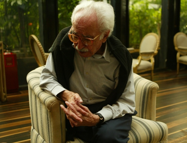 O poeta Manoel de Barros, que morreu nesta quinta, aos 97 anos