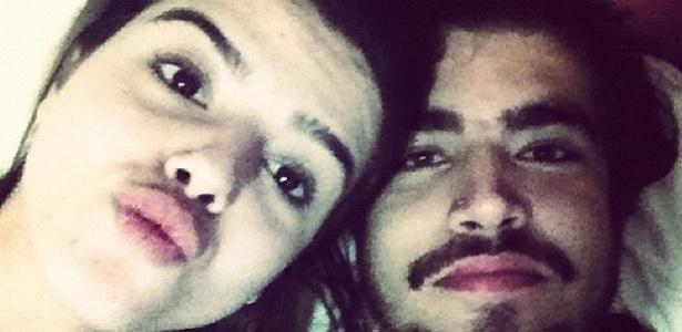O ator Caio Castro publicou em seu Instagram uma foto ao lado da amiga Giovanna Lancellotti, com a seguinte legenda: