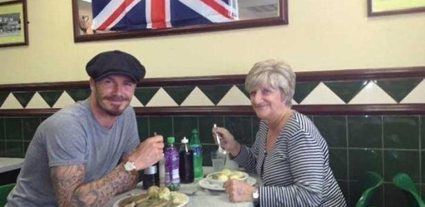 Beckham diz: