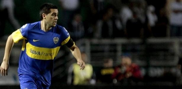 Riquelme afirmou que esteve próximo de jogar no Brasil após perder a Libertadores