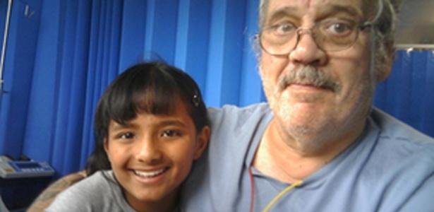 Maria ressuscitou seu pai com massagem cardíaca após ele sofrer enfarto, na Grã-Bretanha