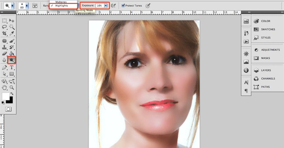 """Tutorial de Photoshop inspirado em """"Barbie russa"""" ensina efeito de pele de plástico"""