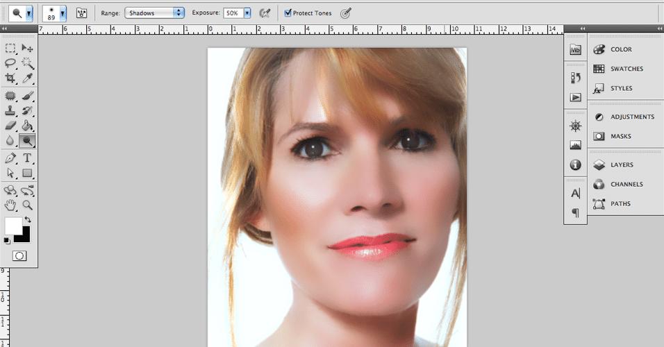 Tutorial de Photoshop inspirado em ''Barbie russa'' ensina efeito de pele de plástico