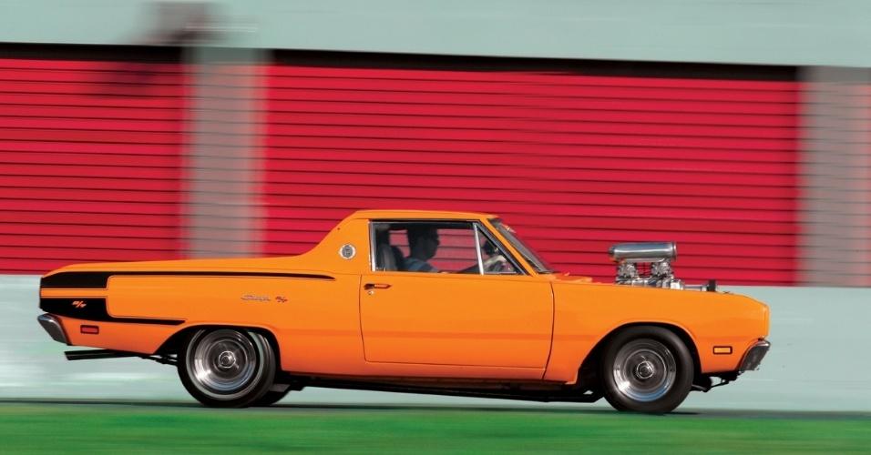 """Após esperar oito anos para comprar o carro, Marcus Matheus, dono do """"El Charger"""", gastou mais cinco anos em fase de preparação"""