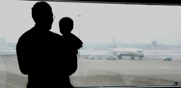 bebê pode viajar de avião