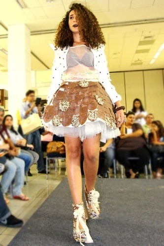 Desfile Fashion Chocolate Show (05/07/2012) - look 11