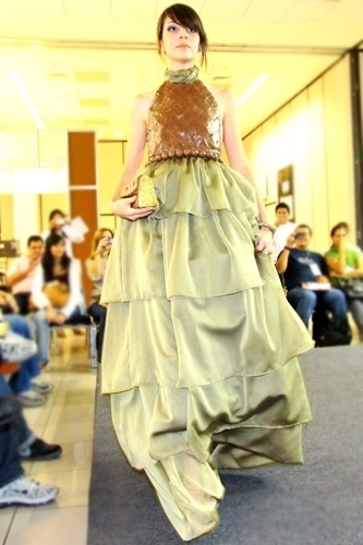 Desfile Fashion Chocolate Show (05/07/2012) - look 2