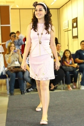 Desfile Fashion Chocolate Show (05/07/2012) - look 4