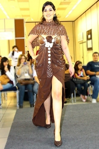 Desfile Fashion Chocolate Show (05/07/2012) - look 5
