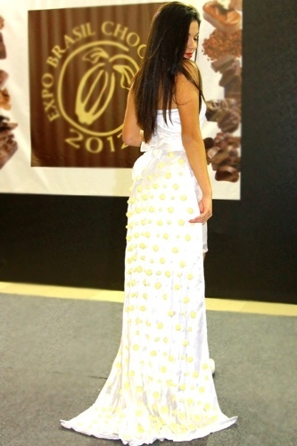 Desfile Fashion Chocolate Show (05/07/2012) - look 9
