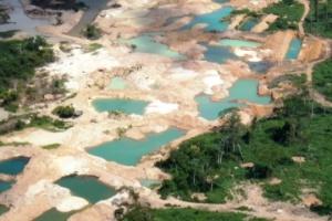 Garimpo de cassiterita é fechado pelo Ibama no Pará