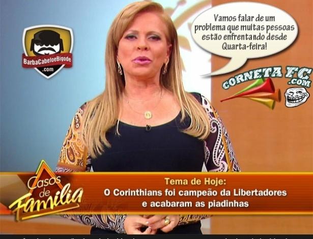 Corneta FC: E no programa de hoje...