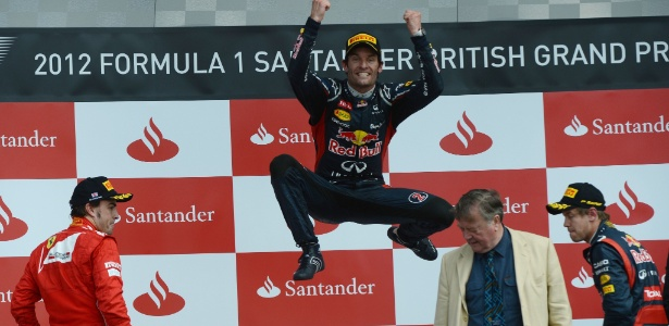 Gp da Inglaterra de F1, Silverstone em 2012 - by esporte.uol.com.br