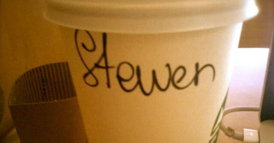 Starbucks Spelling