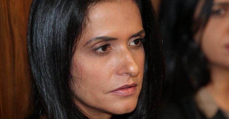 10.jul.2012- Solange Duailibe (PT), deputada estadual de Tocantins