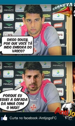 Corneta FC: Calma, Jorginho Souza!