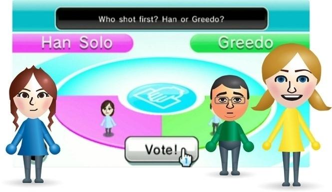 Dentre os canais disponíveis para download gratuito, um deles possibilita votar em diversas enquetes
