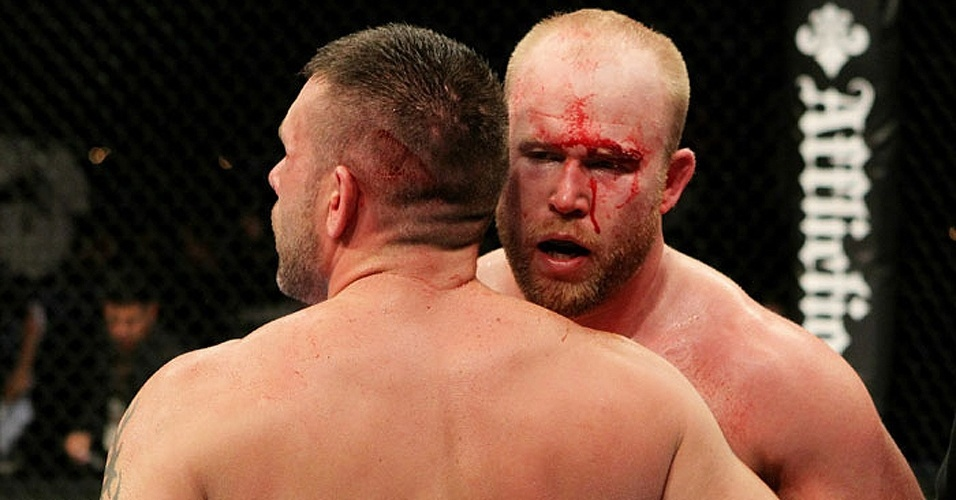 Lutador do UFC Tim Boetsch