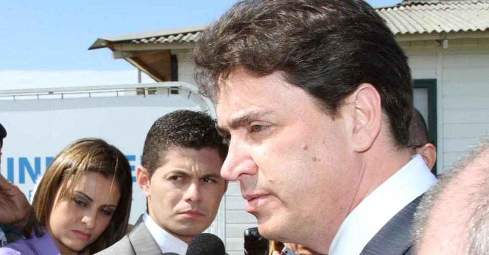 Wilder Pedro de Morais (DEM), suplente de Demóstenes Torres