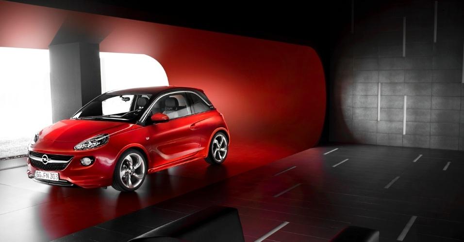 A apresentação mundial do carro está agendada para o Salão do Automóvel de Paris, que acontece entre o final de setembro e o meio de outubro