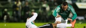 jogos desta 5ª: Palmeiras enfrenta Coritiba em jogo decisivo no Brasileiro que põe trégua na rivalidade
