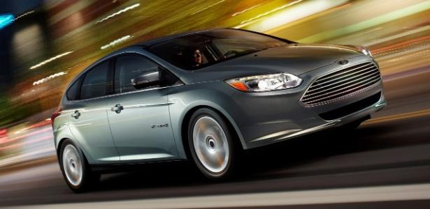 Ford Focus Electric custaria muito menos se o preço do conjunto de baterias diminuísse