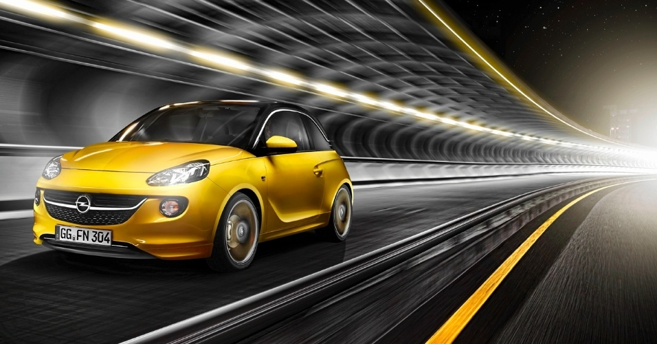 O carro é pequeno (tem apenas 3,70 m) e chega para competir com modelos com o mesmo estilo: Fiat 500, Mini, Citroën DS3 e Audi A1