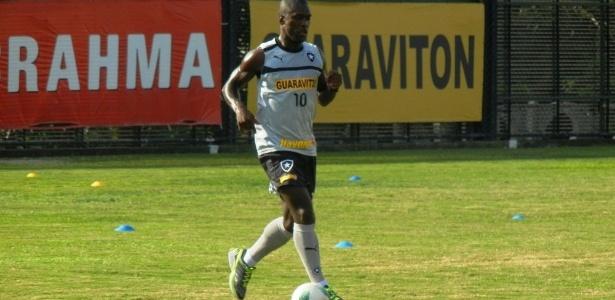 O Botafogo, do meia Seedorf, irá enfrentar o Palmeiras pela Copa Sul-Americana
