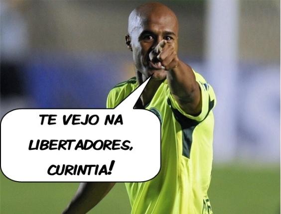 Corneta FC - Assunção manda recado para corintianos: