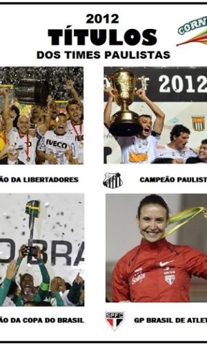 Corneta FC: 2012 é o ano do futebol paulista