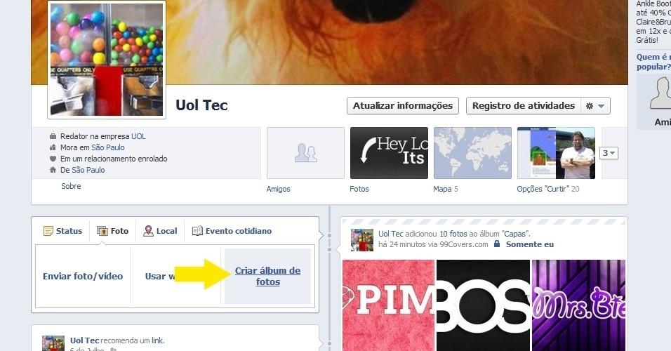 Facebook: Saiba como criar, editar e excluir álbuns de fotos