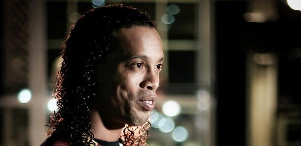 Ronaldinho Gaúcho vive bom momento em campo no Atlético-MG, mas festas continuam