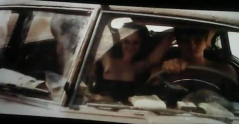 Na Estarda Kristen Stewart Aparece Nua E Participa De Um M Nage