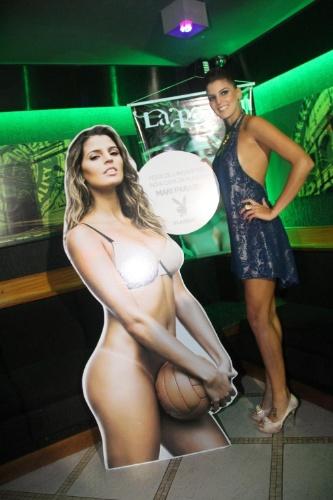 A Playboy de Mari Paraíba tem sido bastante elogiada pelos leitores. O ensaio foi considerado