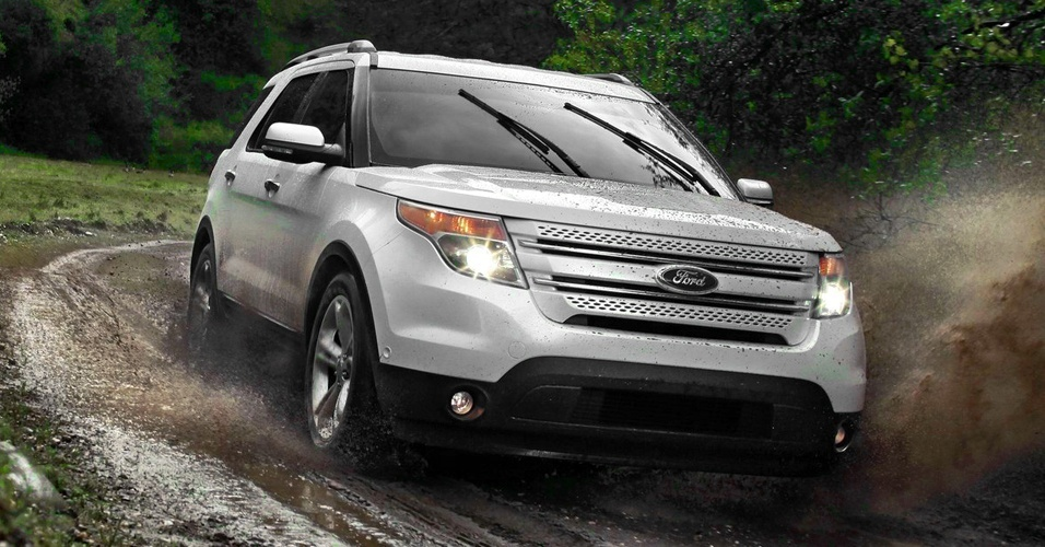 Ford Explorer &#233; um dos modelos produzidos pela Ford na Venezuela