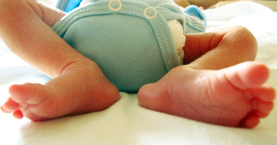Foto Florido bebê - detalhes