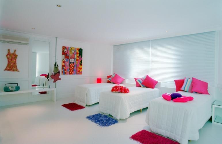decoracao quadro branco:Aposte no branco: 22 ideias de ambientes para você se inspirar – Casa