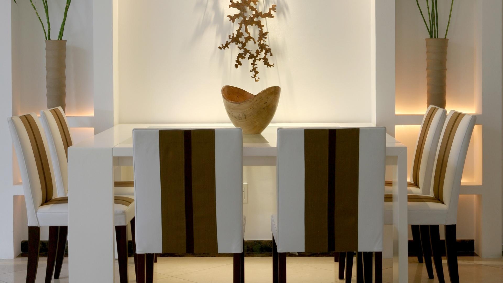 Jogo Sala De Jantar Completo ~  BARRA RIO IN FOCUS Salas de jantar ideias para decorar o ambiente