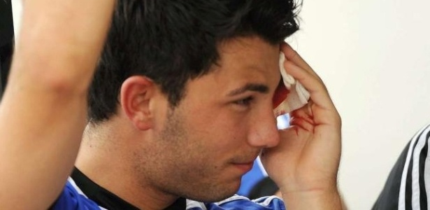 Atleta do Hamburgo, Tolgay Arslan sofreu corte no rosto após briga durante treino do time