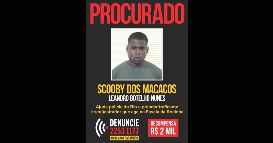 16.jul.2012 - Scooby dos Macacos