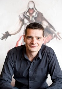 "Sebastian Puel, produtor executivo da série ""Assassin's Creed"""