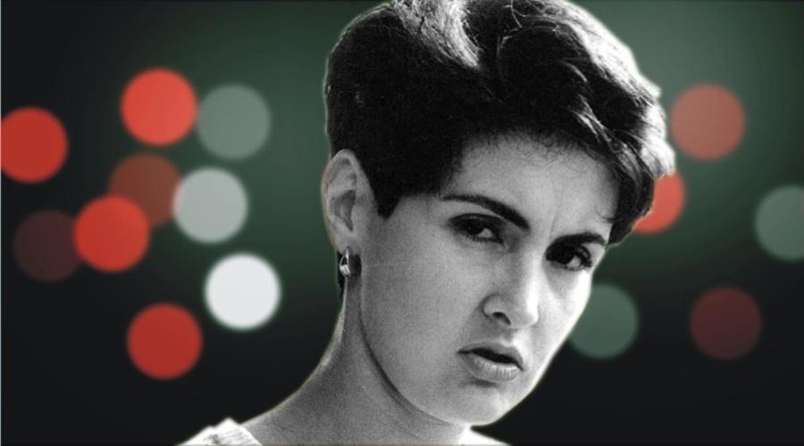 ... de sua página do Twitter uma imagem da mulher, Fátima Bernardes (16