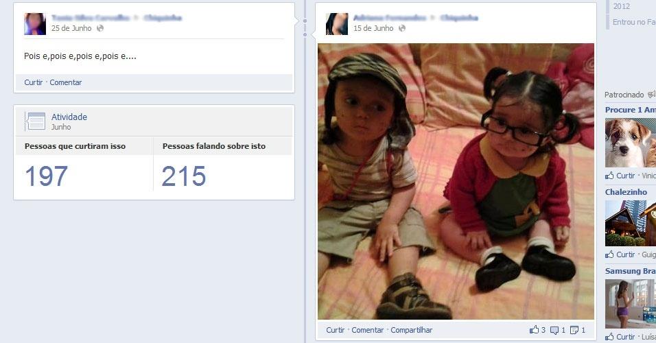 irrita no Facebook excesso repetição