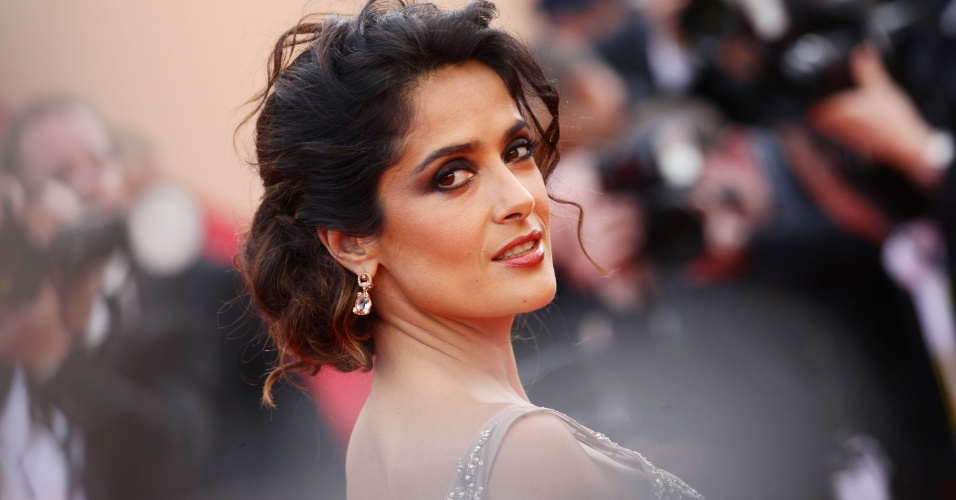 Looks inspiradores - Salma Hayek