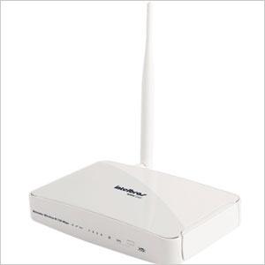 Roteadores são usados para distribuir internet via Wi-Fi